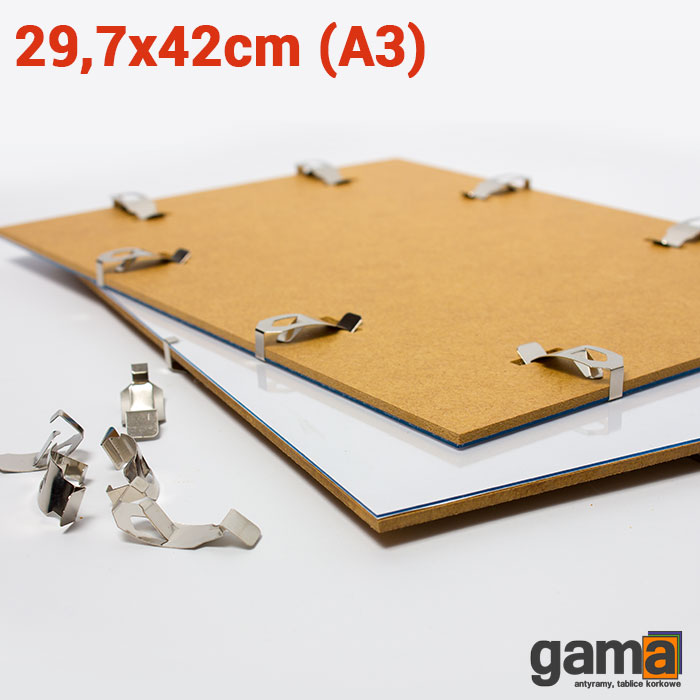 antyrama 29,7x42cm A3