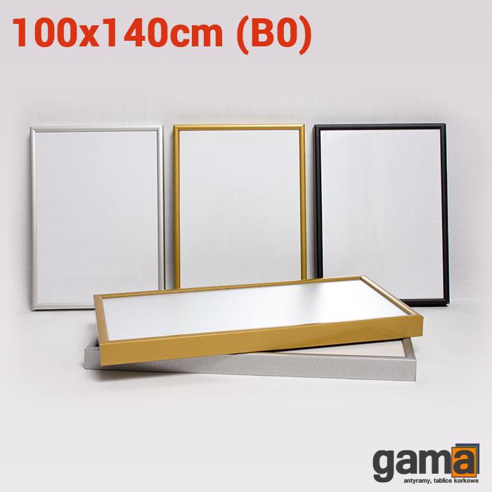 rama aluminiowa 100x140cm (B0)