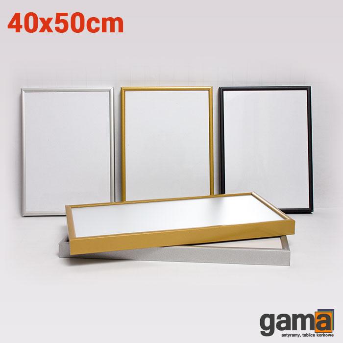 rama aluminiowa 40x50cm