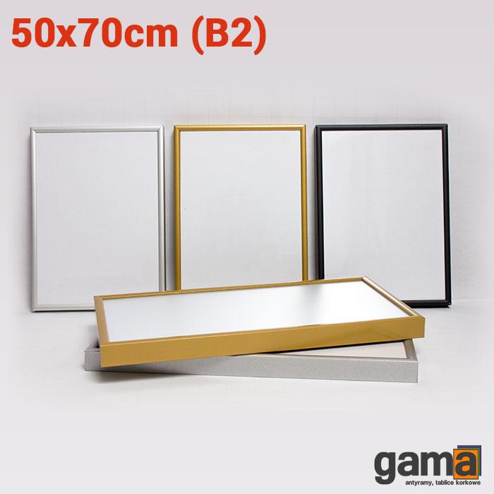 rama aluminiowa 50x70cm (B2)