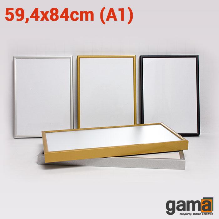 rama aluminiowa 59,4x84cm (A1)
