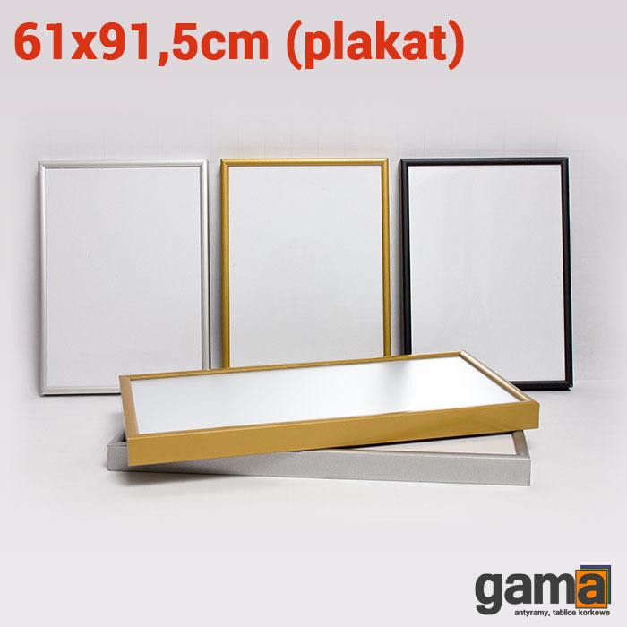 rama aluminiowa 61x91,5cm (plakat)