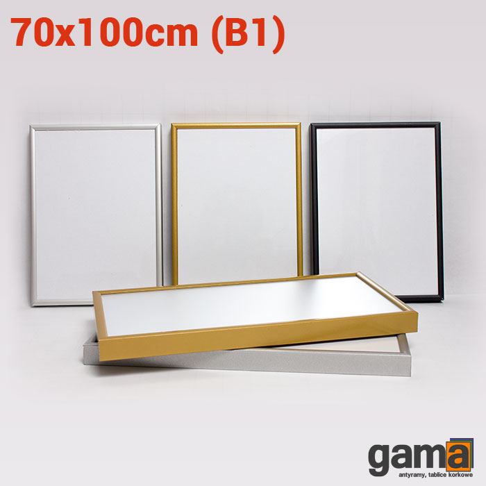 rama aluminiowa 70x100cm (B1)