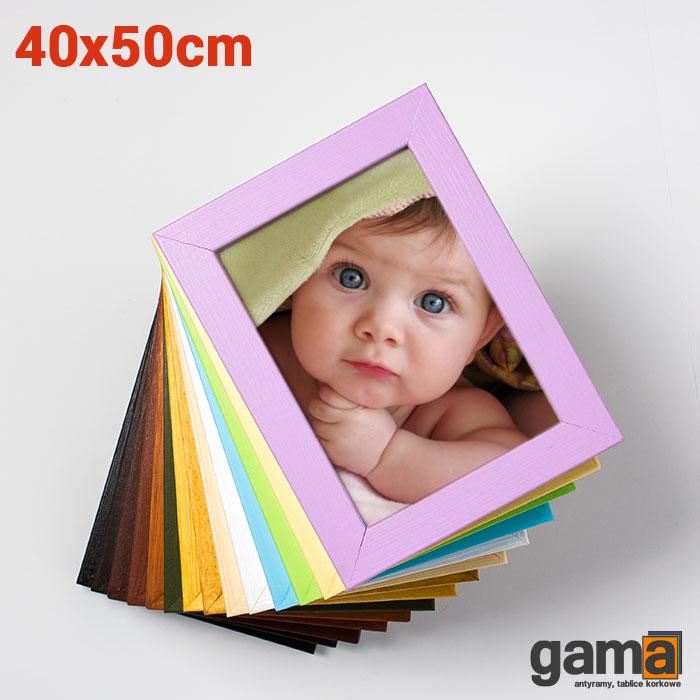 rama drewniana 40x50cm
