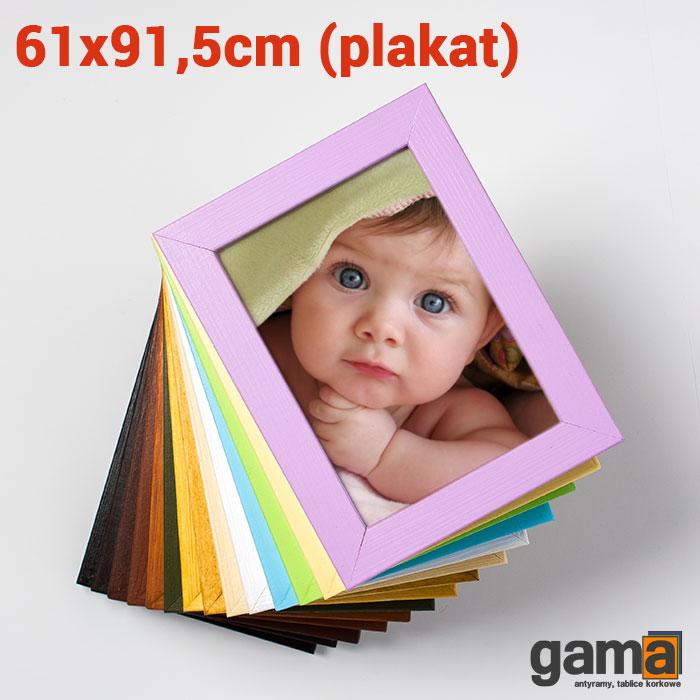rama drewniana 61x91,5cm (plakat)